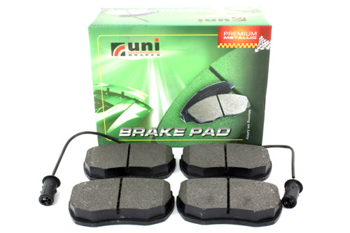 SFP500160 Land Rover Defender 90 Discovery 1 Front Brake Pads Unibrakes