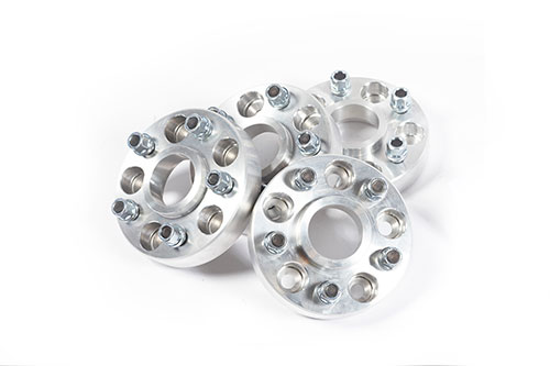 Land Rover Discovery 4 Wheel Spacers 30mm Terrafirma TF303